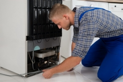 Refrigerator installation services by Sunnyappliancerepair