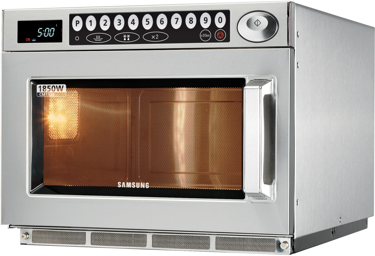 Commercial Microwave Repair Services